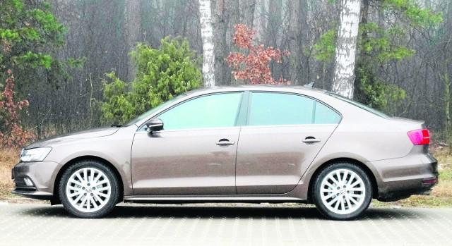 Volkswagen Jetta produkowany w meksykańskiej fabryce VW w Puebla, głównie na rynek USA. Jeden z bohaterów głośnego dziś skandalu.