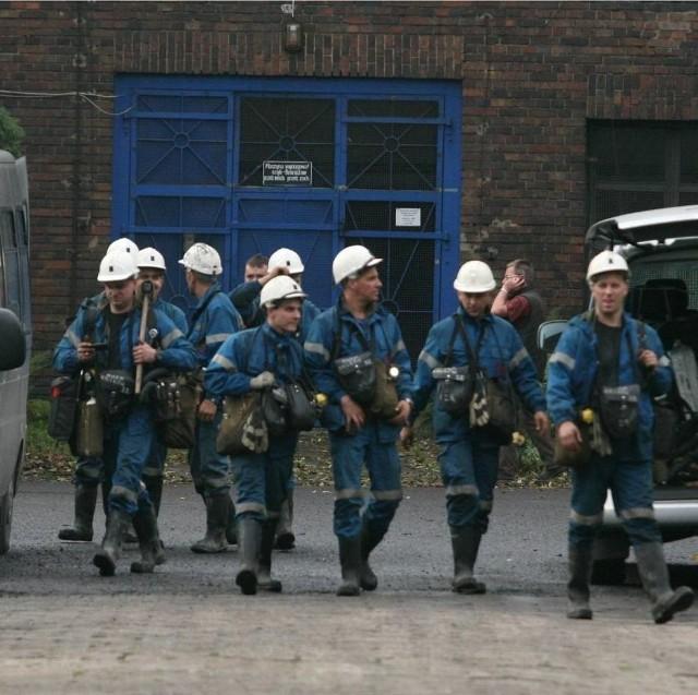 Pożar w kopalni Mysłowice-Wesoła. Górnicy są bezpieczni