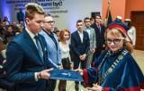 Inauguracja roku akademickiego 2018/2019 na WSB w Bydgoszczy [zdjęcia]