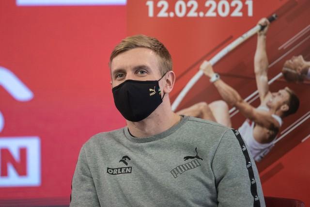 Piotr Lisek zamierza walczyć o zwycięstwo w ORLEN Cup Łódź 2021