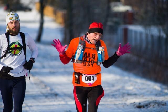 Ultra Śledź - Ultramaraton w Puszczy Knyszyńskiej