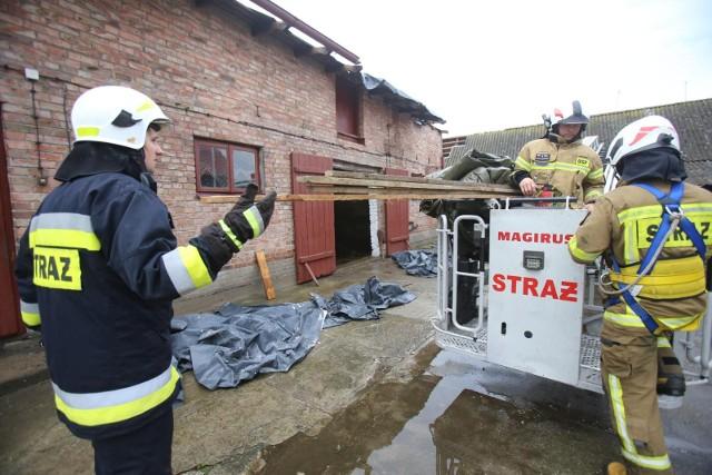 Powodzie w Polsce. Skutki burz dotknęły wszystkie województwa. Podtopione domy, piwnice, zalane drogi