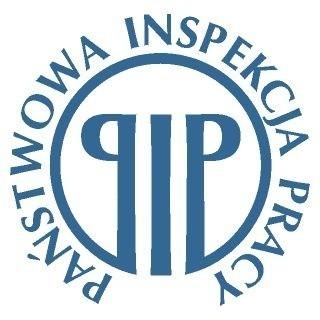 Logo Państwowej Inspekcji Pracy
