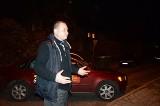 Bohaterski taksówkarz - zatrzymał złodziei paliwa [zdjęcia]