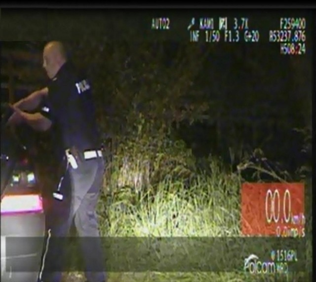 100 punktów karnych dla chorzowianki za szaloną jazdę i ucieczkę przed policją