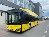 Sosnowiec. PKM kupił 14 nowych autobusów elektrycznych. Elektryki będą w kolorze żółtym