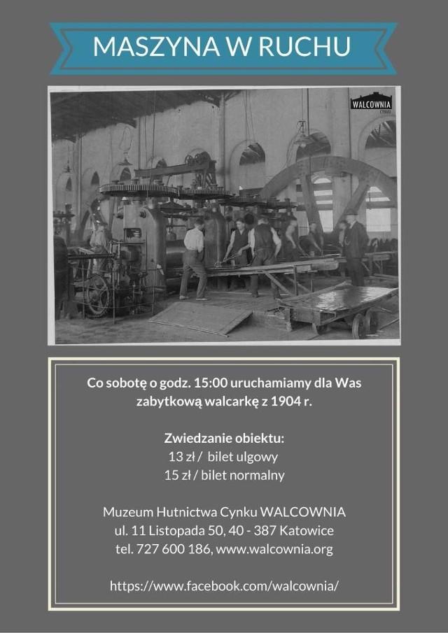 Muzeum Hutnictwa Cynku WALCOWNIA