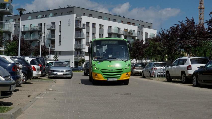 W Poznaniu powstaną trzy nowe linie minibusowe o numerach...