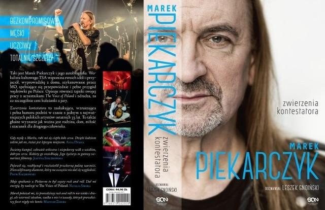 """Z Markiem Piekarczykiem, wokalistą TSA, jurorem """"The Voice of Poland"""", rozmawiał Leszek Gnoiński."""