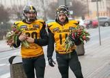 Lowlandersi rozdawali kwiaty w centrum miasta [ZDJĘCIA, WIDEO]