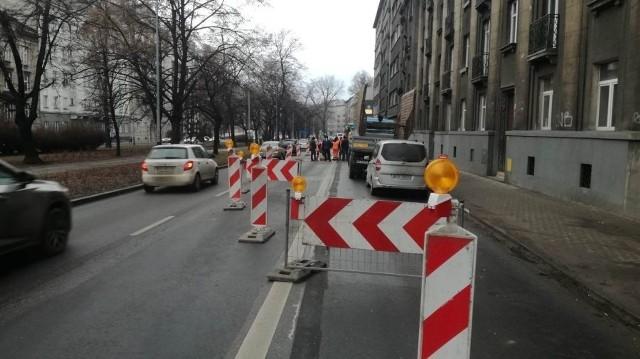 Krakow Dalsze Utrudnienia I Korki Na Al Slowackiego Dziennik