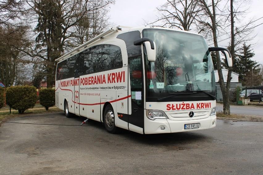 W kolejnej akcji krwiodawstwa 17 osób oddało krew w Papowie...