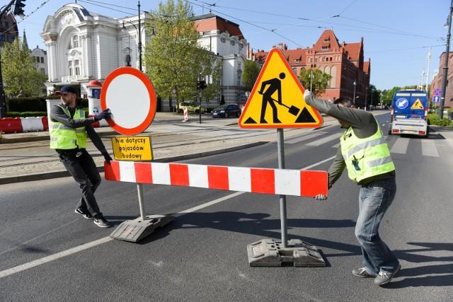 Jedna z najważniejszych ulic w centrum miasta, Wały gen. Sikorskiego, zostanie zamknięta