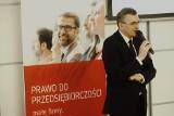 Eksperci o nowych ulgach dla przedsiębiorców rozmawiali w Szczecinie