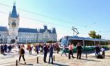 Tak wygląda Swing, pierwszy tramwaj Pesy dla Jassy w Rumunii. Już wozi pasażerów [zdjęcia]