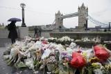 Zamach w Londynie: Liczba ofiar ataków wzrosła do ośmiu. Z Tamizy wyłowiono ciało