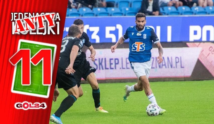PKO Ekstraklasa. Nie rozpieszczali nas piłkarze polskiej...