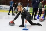 Kraków. Trening curlingu na lodowisku przy Siedleckiego. I szansa na rozpoczęcie nowej sportowej przygody