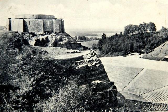 Centrum nazistowskiej Góry św. Anny miało być monumentalne mauzoleum.