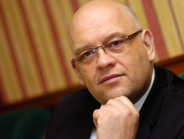 Uczestników spotkania przywitał Kanclerz Loży Gdańskiej Business Centre Club, Maciej Dobrzyniecki.