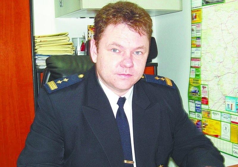 Grzegorz Kosińskikomendant Straży Miejskiej