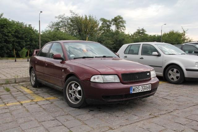 Audi A4, 1998 r., 1,9 TDI, 5 tys. 500 zł