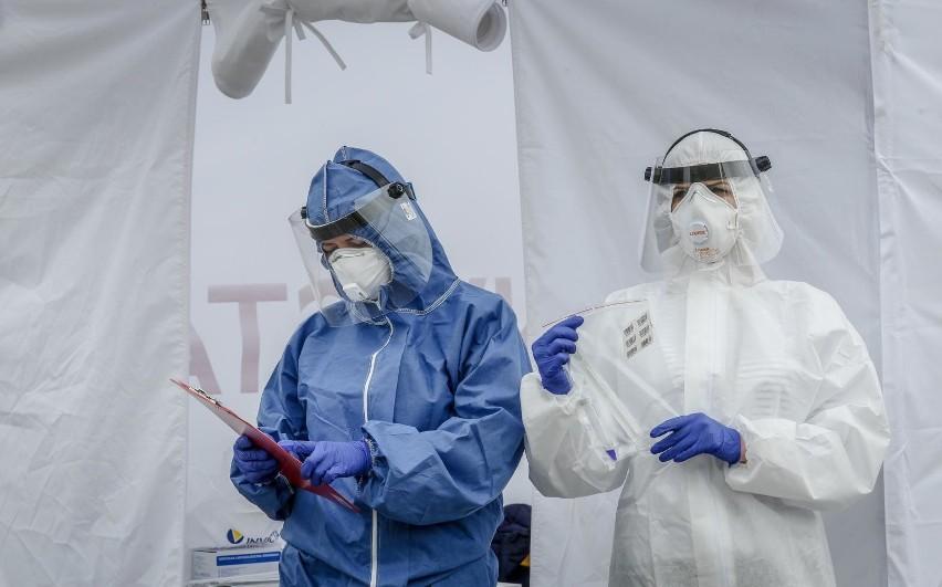 WHO publikuje raport dotyczący pochodzenia koronawirusa....