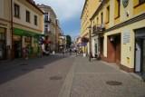 Na ul. Grunwaldzkiej w Rzeszowie będą drzewa i inne rośliny. Prezydent Konrad Fijołek spotkał się z projektantami