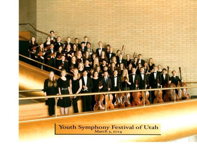 """Podczas poznańskiego koncertu """"American Musical Kaleidoscope & Swinging Chopin"""" wystąpi  Utah Valley Youth Symphony Orchestra, którą zadyryguje Cheung Chau."""