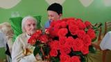 Pani Anna Niemiec, najstarsza mieszkanka Strzelec Opolskich, skończyła dziś 102 lata! Pół roku temu wygrała z koronawirusem!