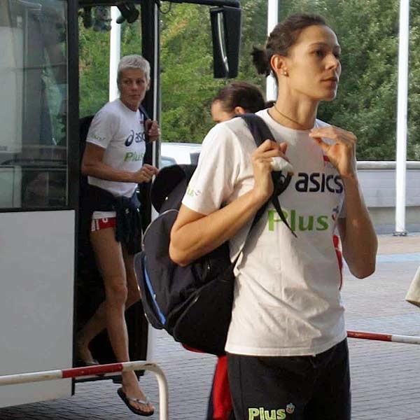 - Chciałabym nabrać w Rzeszowie pewności siebie na kolejne mecze i turnieje, zwłaszcza na mistrzostwa Europy - mówi Maria Liktoras, środkowa naszej kadry.