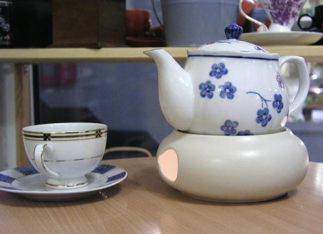 Zieloną herbatę też pijmy z umiarem
