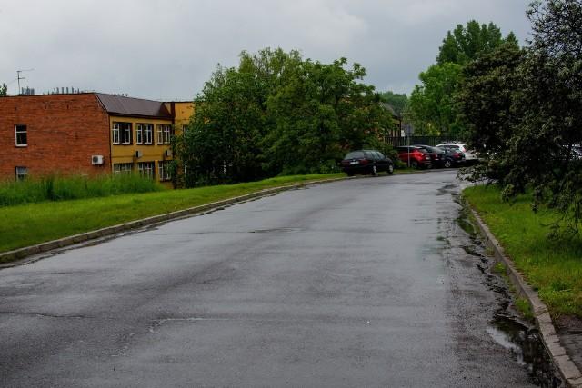 Tak wyglądała ulica Gwiezdna po załataniu dziur w maju 2019 roku. Zobacz kolejne zdjęcia. Przesuwaj zdjęcia w prawo - naciśnij strzałkę lub przycisk NASTĘPNE