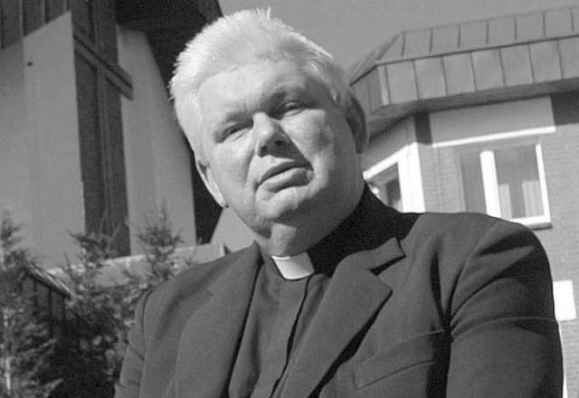 Ksiądz Kazimierz Bednarski