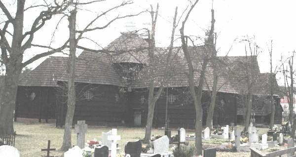 Kościół św. Anny, jeden z najcenniejszych zabytków Olesna.