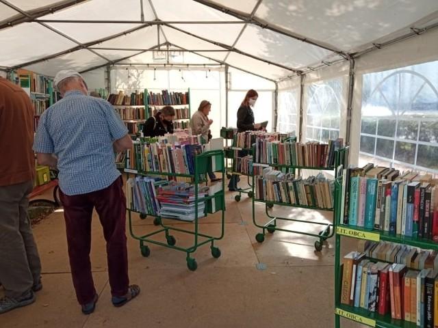 Winobraniowy kiermasz książek w Norwidzie