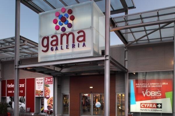Galeria Gama w RadomiuWłaściciel radomskiej galerii jest firma Atrium.
