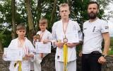 Trzy medale zawodników klubu Shiro na ogólnopolskim turnieju karate Sendomiria Cup w Sandomierzu [ZDJĘCIA]