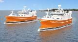 Gdyńska Stocznia Remontowa Nauta podpisała dwa kontrakty na budowę częściowo wyposażonych statków do połowu ryb