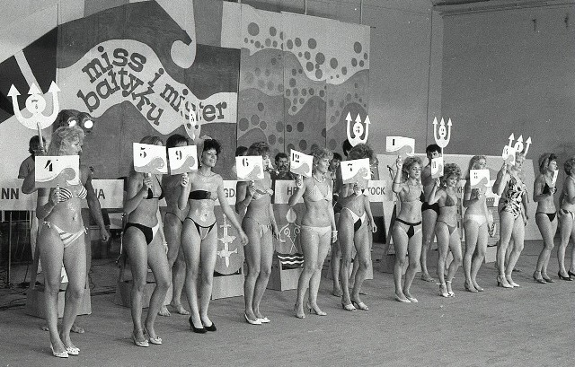 Wybory Miss i Mistera Bałtyku w 1986 roku w Koszalinie