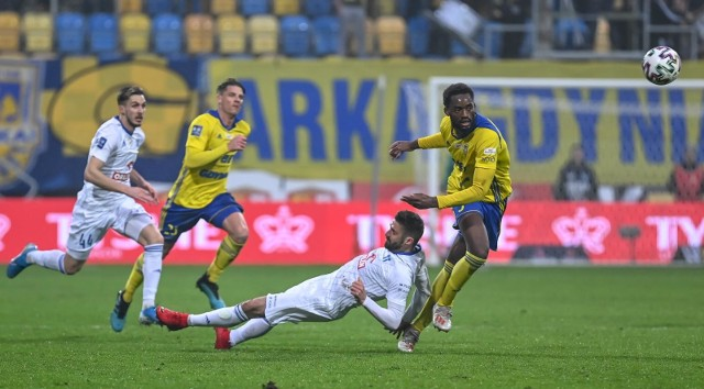 Ostatni mecz w PKO BP Ekstraklasie piłkarze Arki Gdynia rozegrali na początku marca. Ich rywalem była Wisła Płock. Od tego czasu trwa przerwa w rozgrywkach.