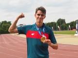Ale on biega! Łodzianin Kajetan Duszyński poprawił rekord życiowy na 400 metrów