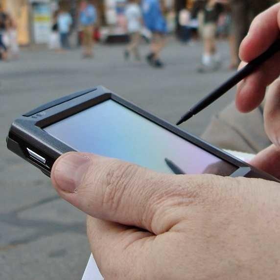 Palmptopy z wbudowaną kartą WiFi pozwolą na swobodne surfowanie po internecie. Zupełnie za darmo.