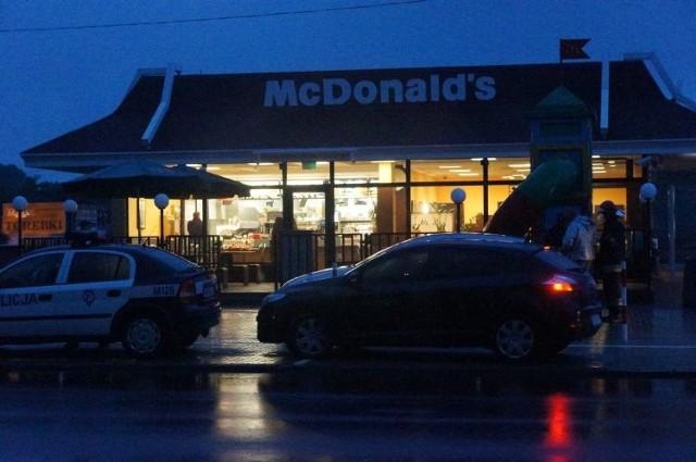 W Podlaskiem ewakuowano łącznie 130 osób. Restauracje Mc Donald's znajdują się w Białymstoku, Suwałkach i w Łomży.