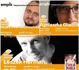 Spotkania z autorami w Empiku w Kaskadzie. Szansa na spotkanie waszych ulubionych pisarzy