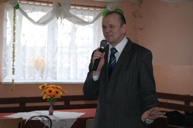 - W gminie Chełmno zbudujemy w tym roku sto oczyszczalni - mówi Krzysztof Wypij, wójt gminy Chełmno