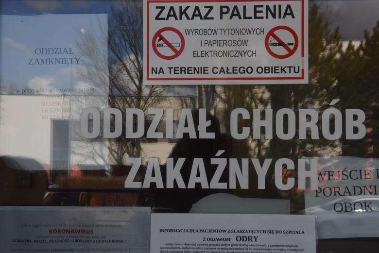 Kolejne podejrzenie koronawirusa w powiecie krośnieńskim.