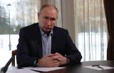 Prezydent Putin tłumaczy się z głośnego filmu Nawalnego i mówi: Pałac nie należy do mnie