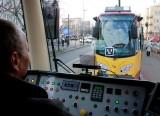 Wojskowa technologia w łódzkich tramwajach. Czy to początek drogi do tramwaju bez motorniczego?