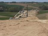 Budowa trasy S7. Opóźnia się rozpoczęcie prac na odcinku Widoma-Kraków. Na pozostałych fragmentach roboty idę pełną parą [ZDJĘCIA]